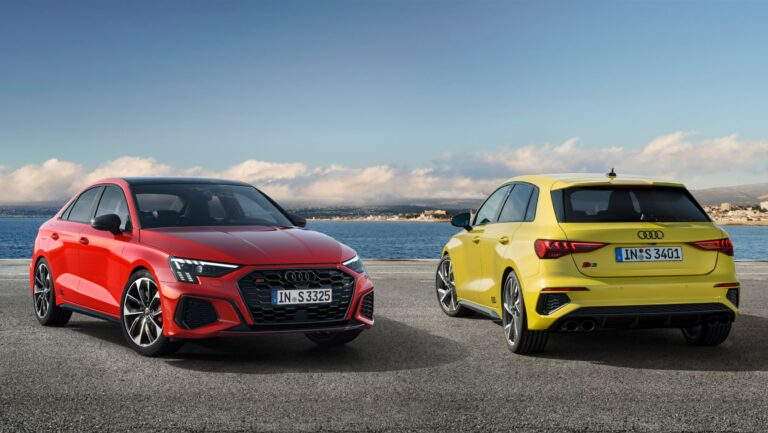 The New Audi S3 Joins the Hot Hatch Race!