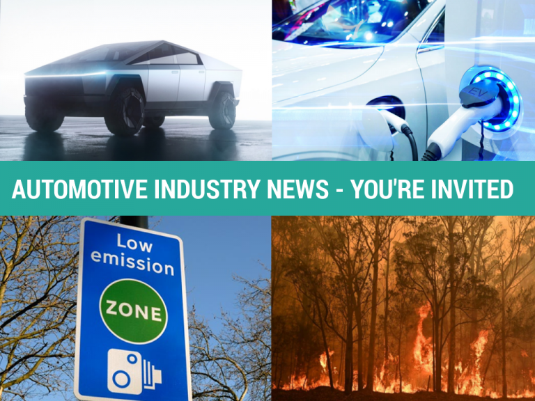 Automotive Industry News - You're Invited