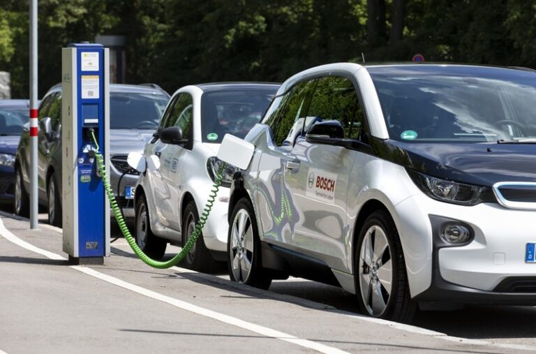 The Electric Vehicle Revolution