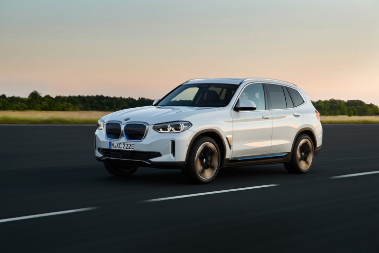 Introducing the new BMW iX3